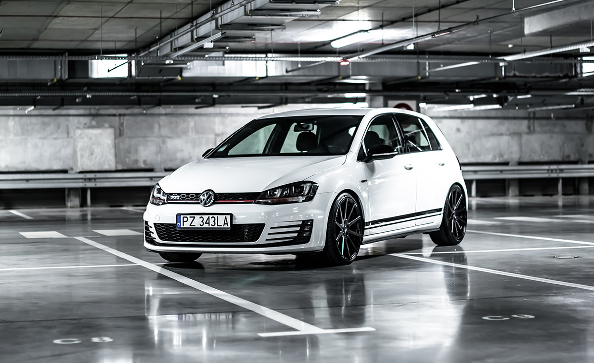 VW Golf mk7 GTI Performance